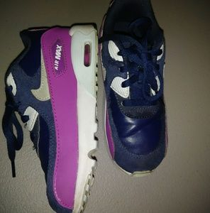 Nike Air Max Tennis shoes for toddlers
